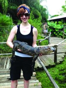 Croc Encounters 1