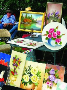 Take the family and see some great art at the Eastern Hillsborough Art Guild's 5th Annual Art at the Cottage (formerly known as Art in the Park) in beautiful Plant City.
