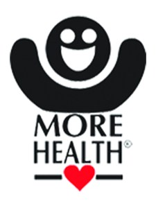 MORE HEALTH logo