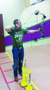 adv archery shooting