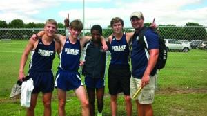 SportsDurant Track Team