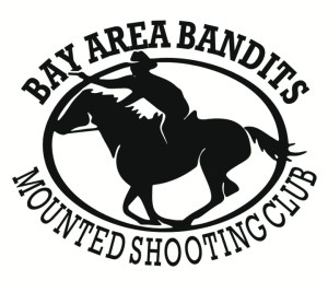 Bay Area Bandits Mounted Shooting Club Logo