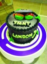 CakeNinja Turtle Cake
