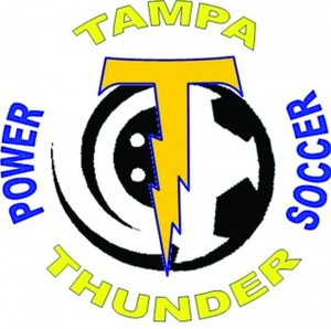 SPORTS_Tampa Thunder logo