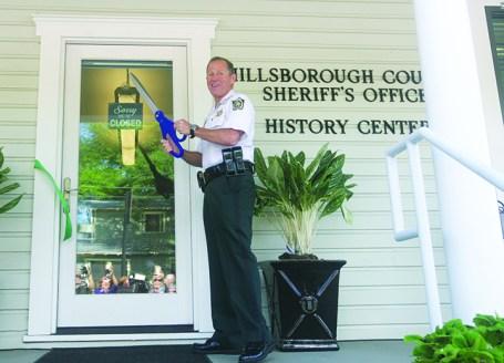 HCSO History Center David Gee