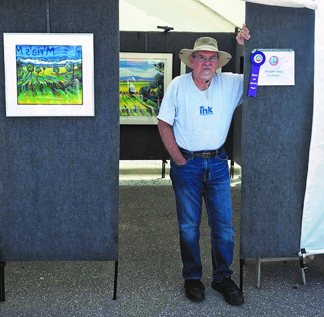 Artists Artisans And Vendors Art Invited To Apply To Participate In The 12th Annual Winthrop Arts Festival And Market Osprey Observer