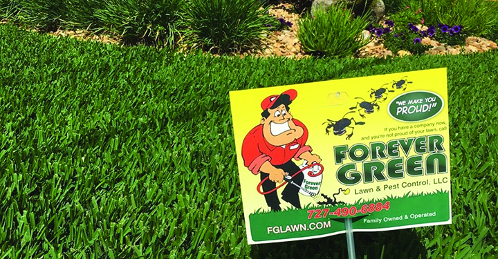 Forever Green Lawn & Pest Control Has More Than 30 Years ...