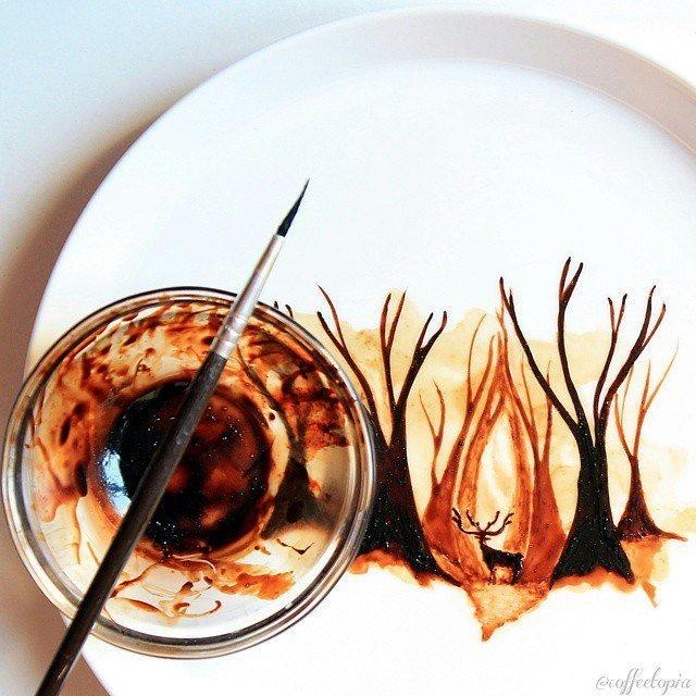Arte com cafe (2)