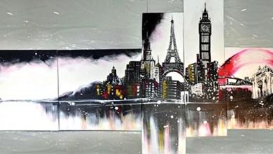Photo of عرض لأعمال فنانين سعوديين وخليجيين وعرب