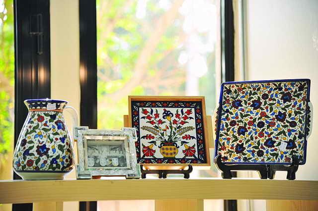 معرض التراث الفلسطيني..فن وإبداع