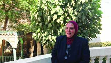 Photo of حفيدة شكري سرحان أول سيدة تتولى العمودية في مصر