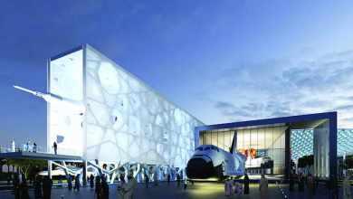 Photo of مركز «عبدالله السالم» الثقافي.. تحفة معمارية على مستوى العالم