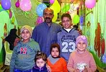 Photo of عم ظاظا.. قلب رحيم يستضيف أطفال السرطان