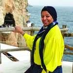 هدى المدلج صاحبة أول صالون أدبي كويتي في الخارج
