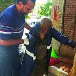 أشهر مشردة في مصر تلتقي ابنتها بعد 56 سنة من الفراق