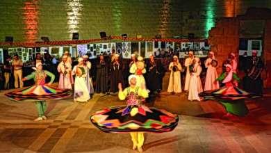 Photo of القاهرة ترقص على «التنورة»