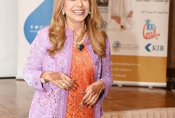 مدرِّبة الحياة الإماراتية هالة كاظم: الإيجابية لا تعني الضحك 24 ساعة في اليوم!