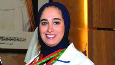Photo of إيمان الشماع: فرحة لا توصف عندما أرفع علم الكويت على المنصة
