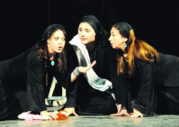 ارتسام صوف:  «مرا» مشروع الثقافي الذي يتبنى المرأة العربية الممثلة