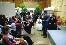 Photo of فعالية «نوّر مع نور»  من أجل العناية بالبشرة والشعر