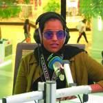 آلاء الهندي: أشعر بوجودي في عالم الغناء والموسيقى