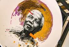 Photo of معرض تشكيلي للزعيم التاريخي نيلسون مانديلا