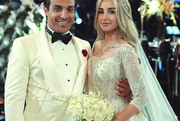 هنا الزاهد وأحمد فهمي أحدث عروسين في الوسط الفني