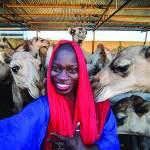 أوغندية.. أول امرأة تجوب جميع دول العالم!