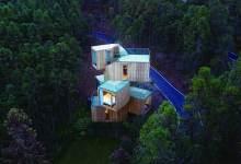 Photo of 5 منازل في أماكن تبدو مستحيلة!