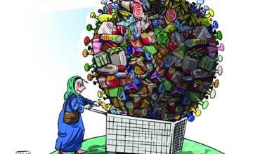 Photo of فنانو الكاريكاتير يواجهون فيروس كورونا بأسلوب فكاهي ساخر