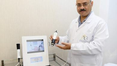Photo of استشاري أمراض وتجميل الجلد والليزر ورئيس الجمعية الأوروبية لتجميل الجلد  أ.د أشرف بدوي: