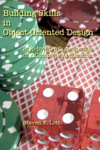 Building Skills in Object-Oriented Design