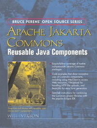 Apache Jakarta Commons: Reusable Java Components