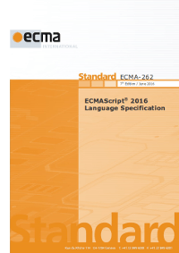 ECMAScript 2016 Language Specification