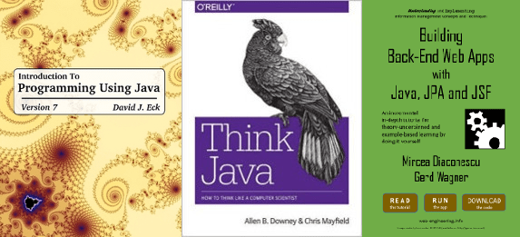 Open Source Java Programming Books