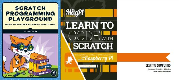 Open Source Scratch Books