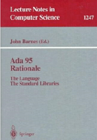Ada 95 Rationale: The Language - The Standard Libraries