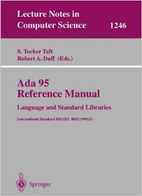 Ada 95 Reference Manual