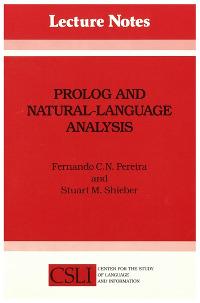 Prolog and Natural-Language Analysis