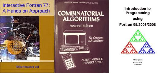 Fortran Books