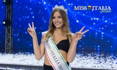 61a15450a9923 Alice Rachele Arlanch è Miss Italia 2017