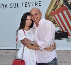 Tiziana Buldini e Avv. Ciro Pellegrino