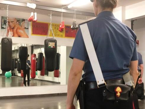 Le fasi dell'operazione di Carabinieri (12)