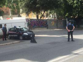 TRIONFALE - Controlli antidegrado dei Carabinieri nel quartiere Flaminio (3)