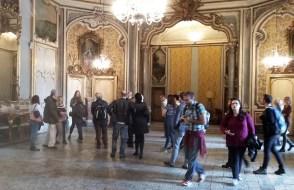 CT - visitatori a Palazzo Biscari2