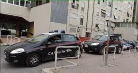 FRASCATI - Controllil dei Carabinieri a Tor Bella Monaca (1)
