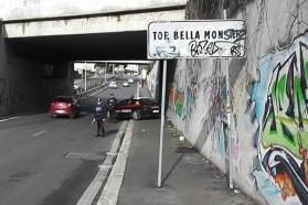 FRASCATI - Controllil dei Carabinieri a Tor Bella Monaca (2)