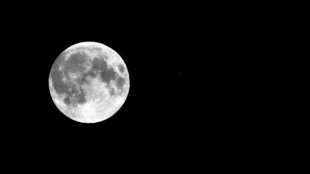 Sarà luna piena il 25 dicembre 2015