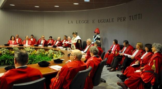 L'inaugurazione dell'Anno Giudiziario 2016 a Firenze