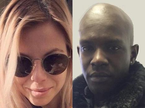 Ashley Olsen e Diaw Cheik Tidiane